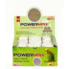 Powermax Mineral Blok 2 Kutu - 54 Adet