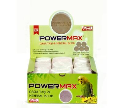 Powermax Mineral Blok (10 Adet )