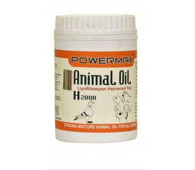 AnimaL OiL ( Liyofilizasyon Hayvansal Yağ 600 gr )