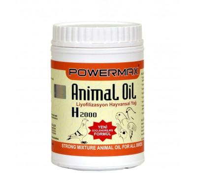 AnimaL OiL ( Liyofilizasyon Hayvansal Yağ 600 gr ) Yeni 3 kat güçlendirilmiş formül