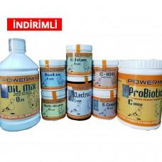 Powermax Sağlık ve Bakım Seti - 2  - 8 Ürün